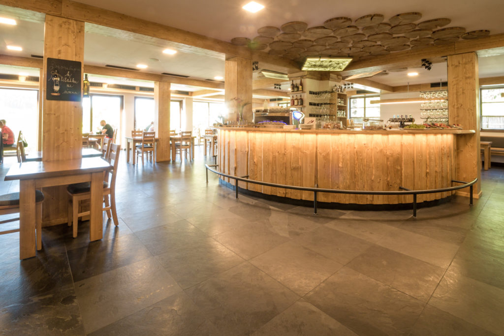 Restaurace hotel Kristian
