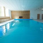 Bazén na Šumavě
