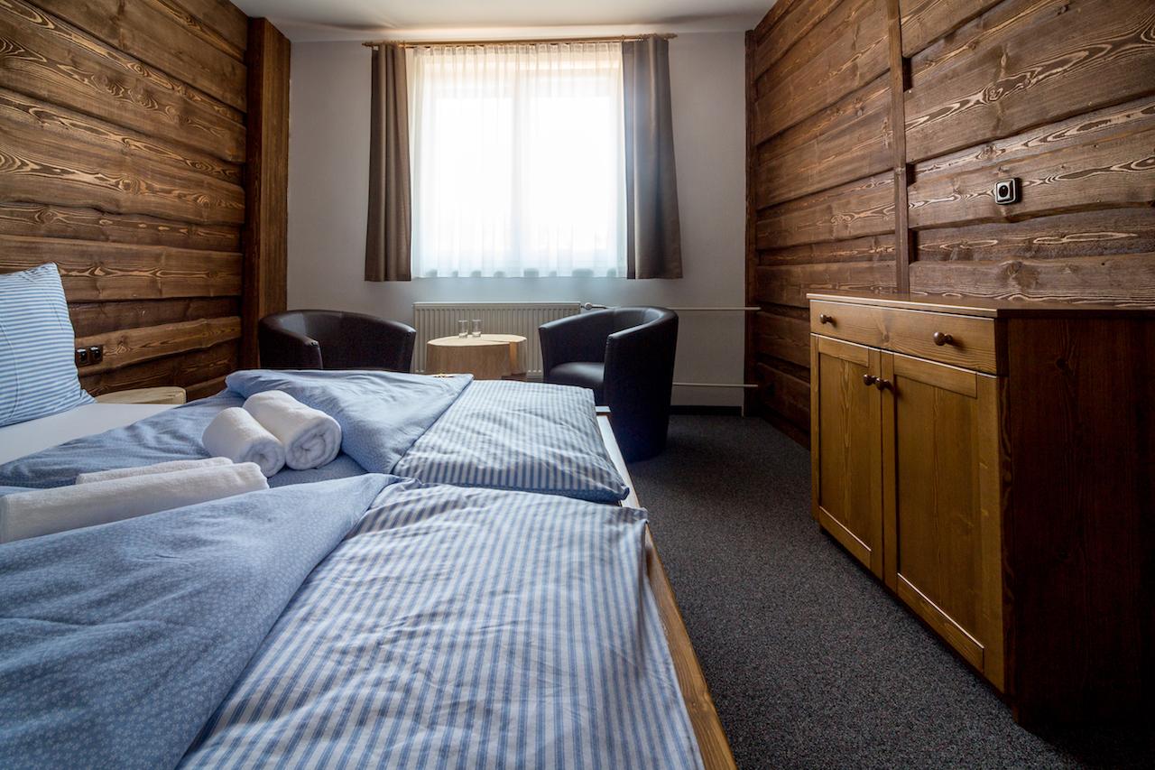 Kristian 1000 - Ubytování na Šumavě v nově zrekontstruovaném