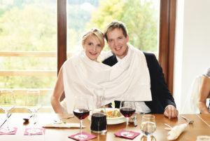 svatba hotel Kristian Šumava
